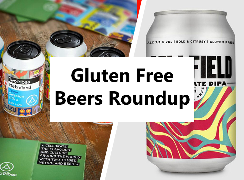 Best Gluten-Free Beers Roundup + [And They're Tasty Too]